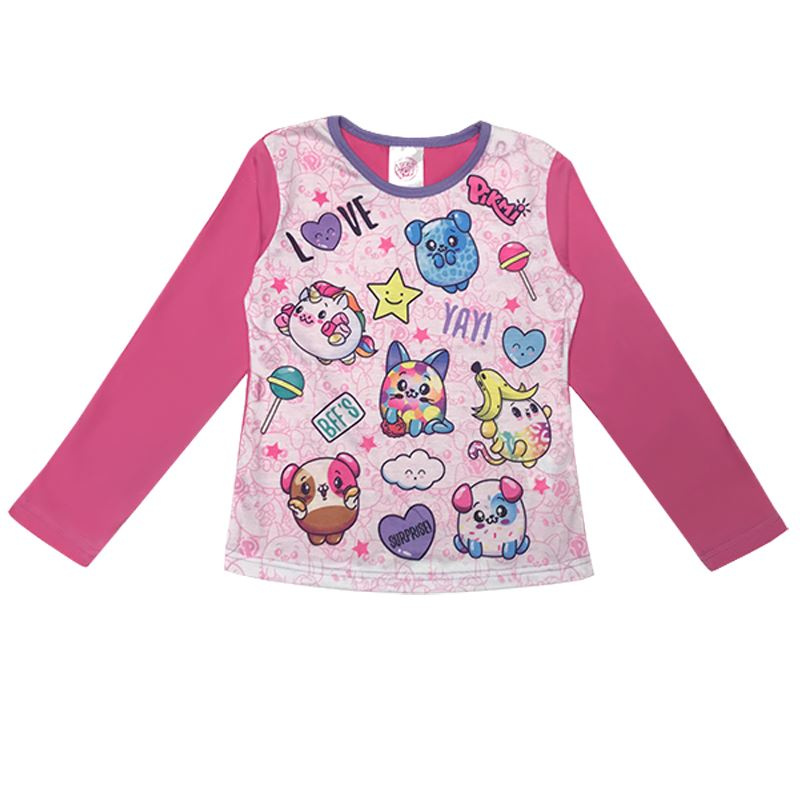 Pikmi Pops Pyjamas Girls Pyjama Cool Clobber Limited