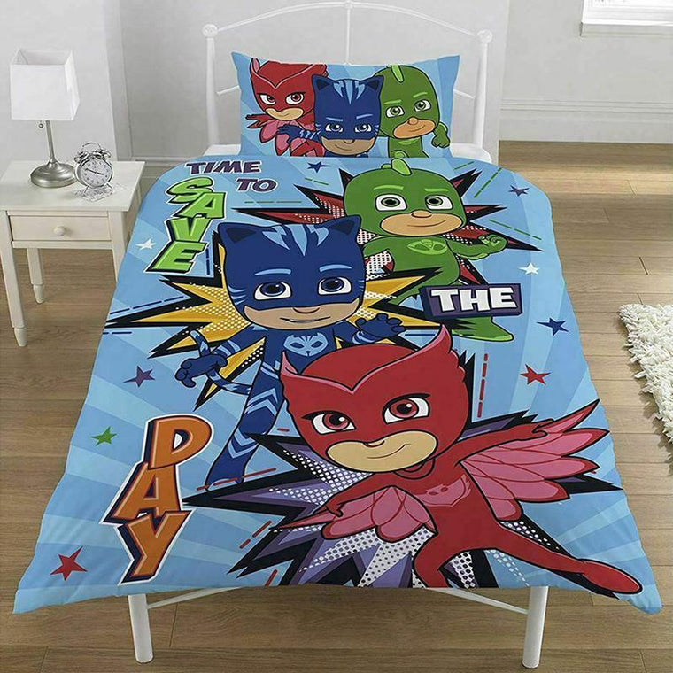 PJ Masks Bedding | Save The Day