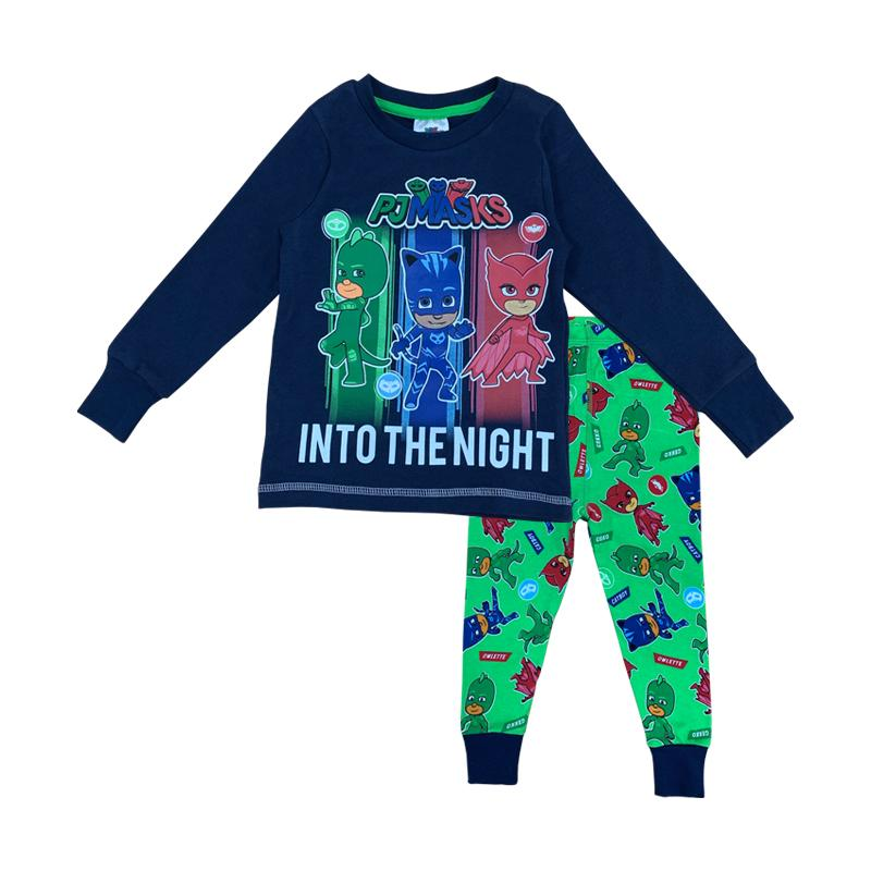 PJ Masks Pyjamas | Navy Boys Pyjamas Cool Clobber Limited