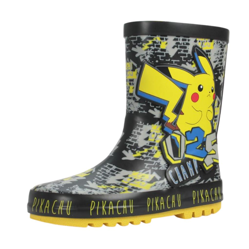 Pokemon Wellies Wellies Cool Clobber Limited