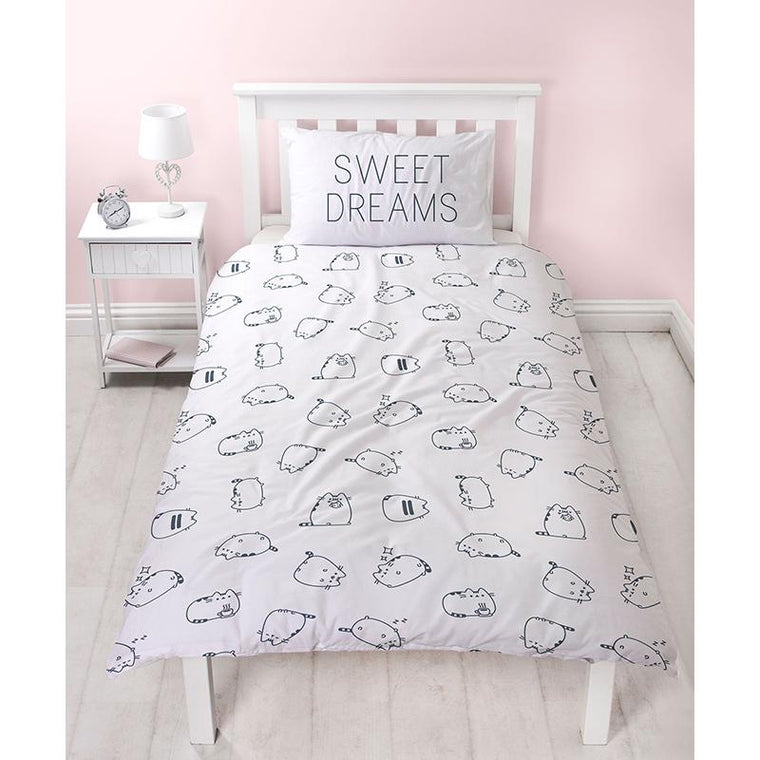 Pusheen Single Bedding