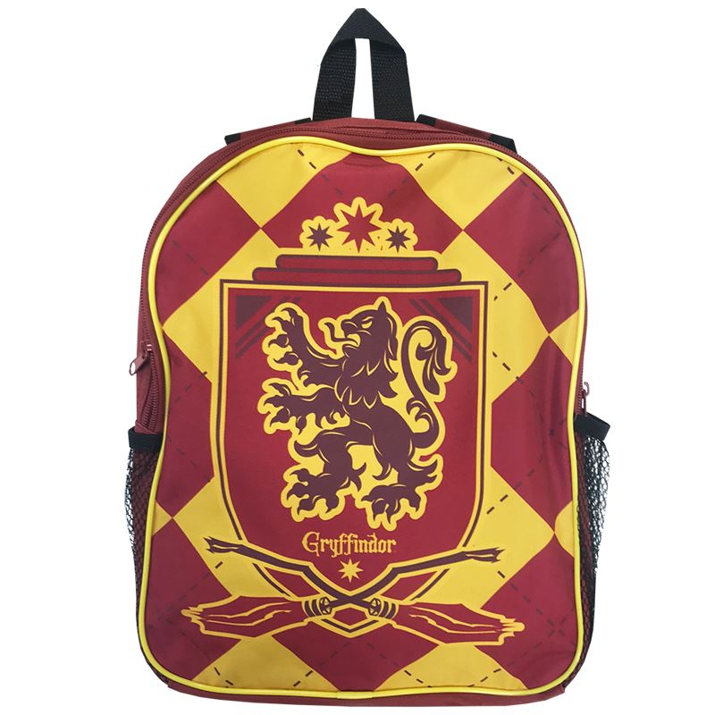 Reversible Harry Potter Backpack Backpack Cool Clobber Limited