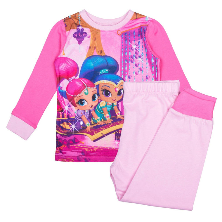 Nickelodeon Girls Shimmer and Shine Pyjamas