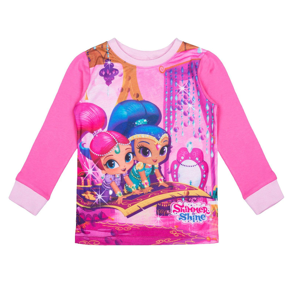 Nickelodeon Girls Shimmer and Shine Pyjamas - Cool Clobber Limited
