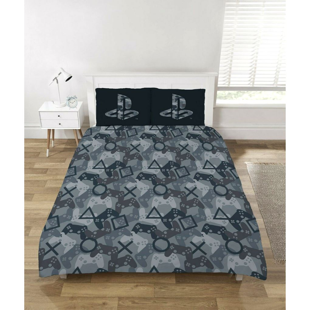 Sony PlayStation Bedding - Double Bedding PlayStation