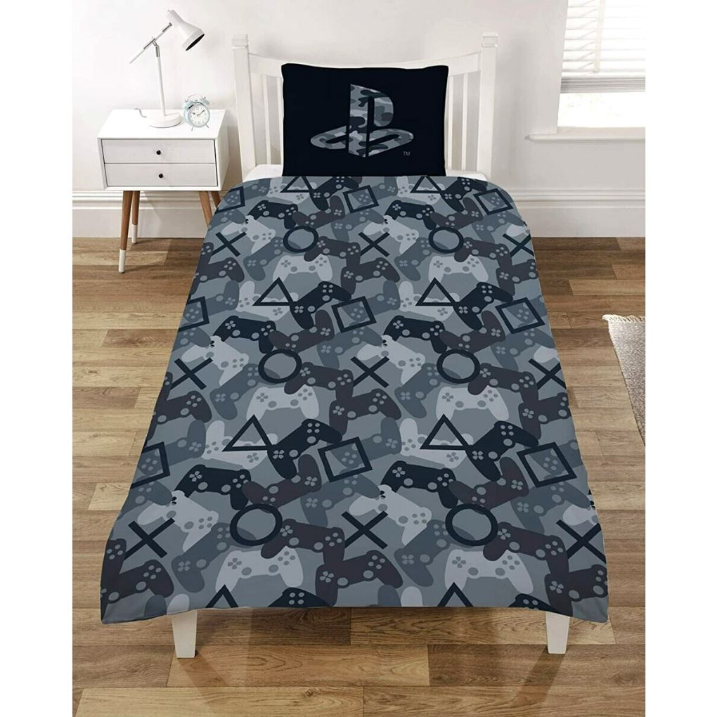 Sony PlayStation Bedding - Single Bedding PlayStation