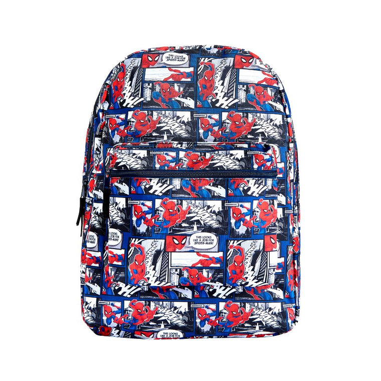 Spiderman Backpack | Comic