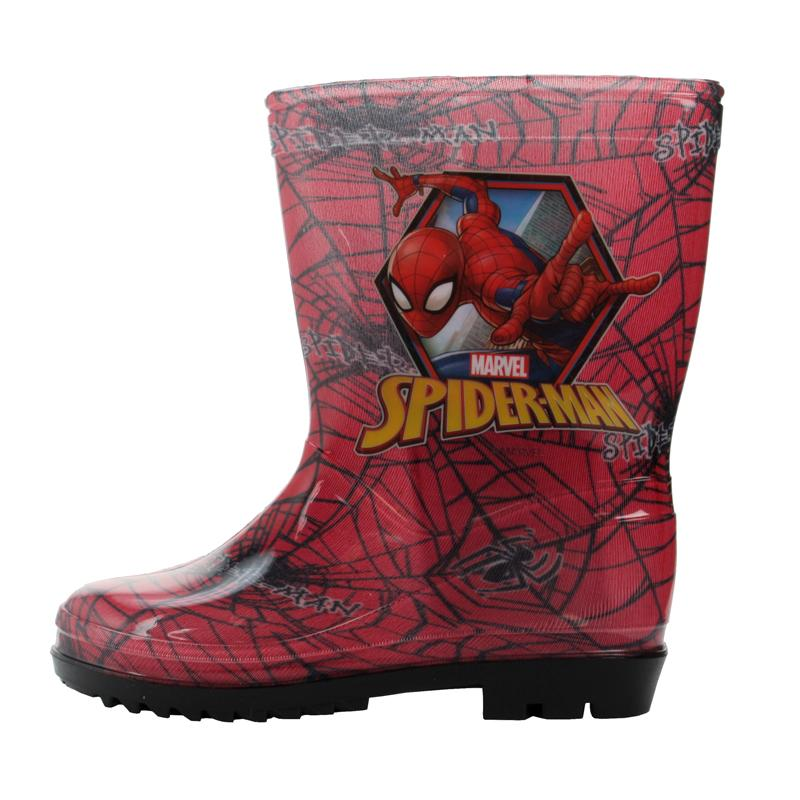 Spiderman Wellies Boys Wellies Cool Clobber Limited