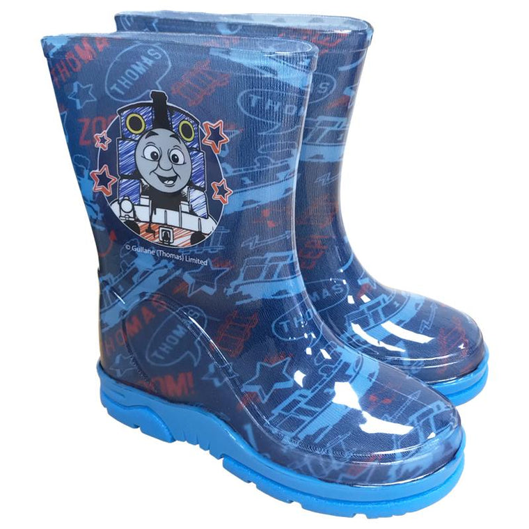Thomas And Friends Wellies