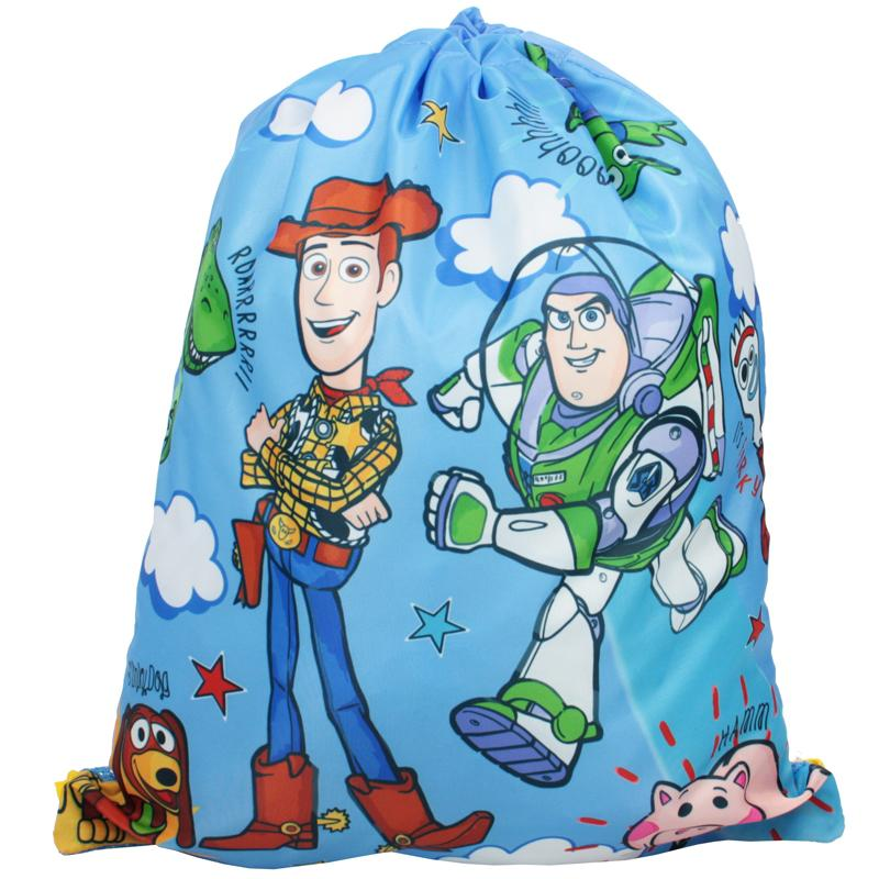 Toy Story Drawstring Bag Backpack Cool Clobber Limited