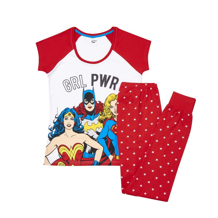 Women's Justice League Pyjamas