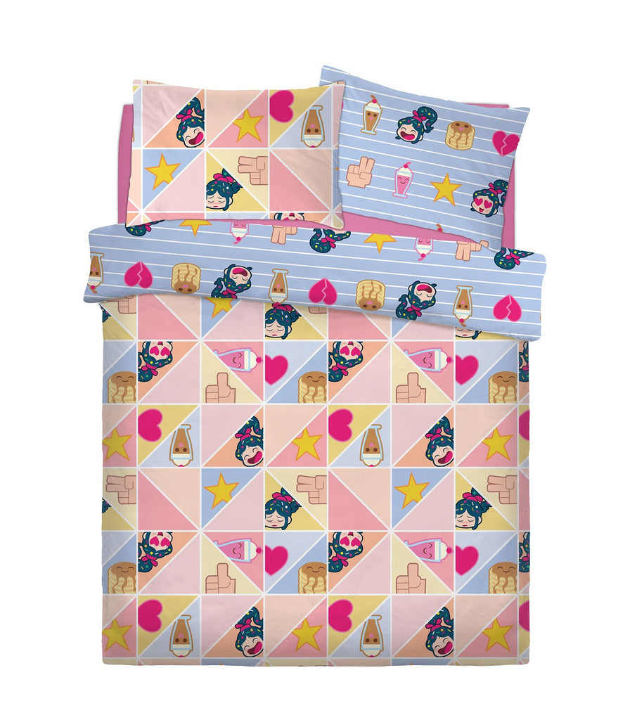 Wreck It Ralph Double Bedding - Cool Clobber Limited