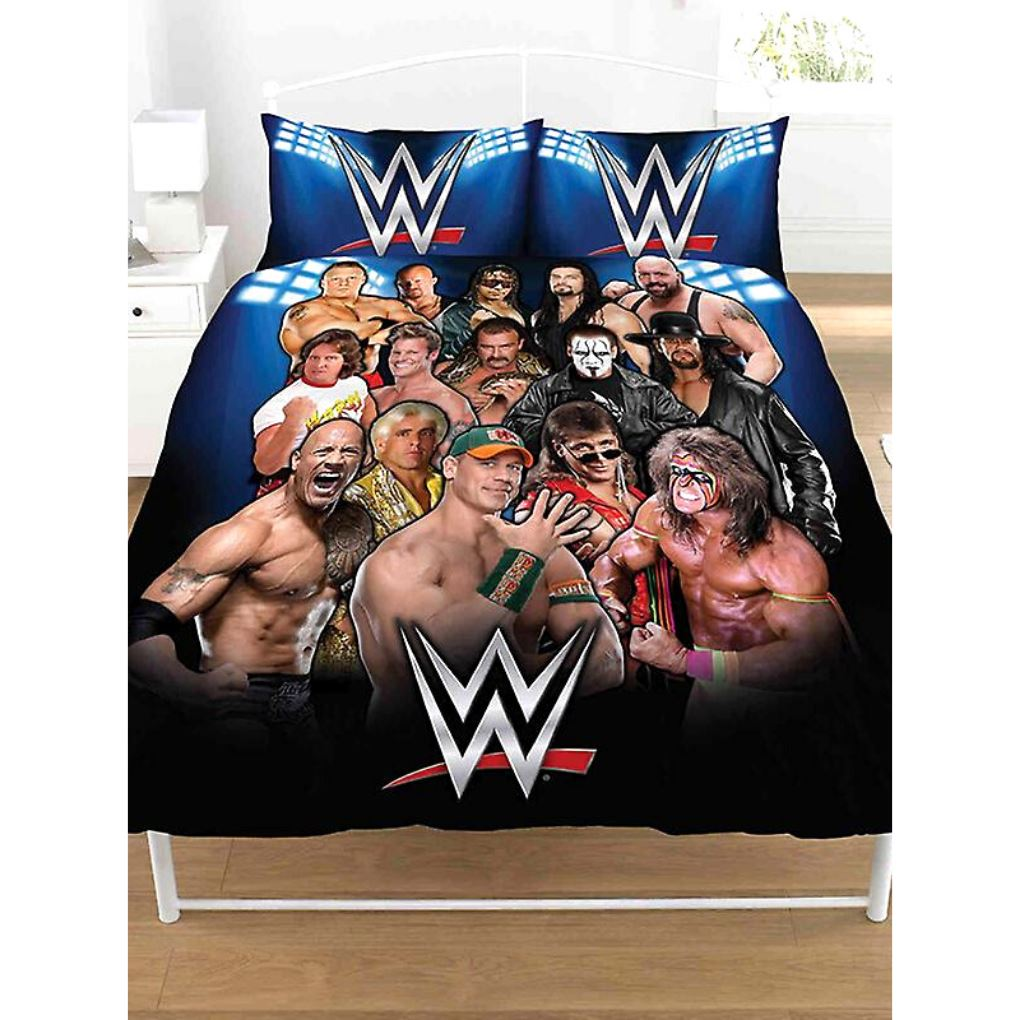 WWE Legends Bedding - Double Bedding WWE