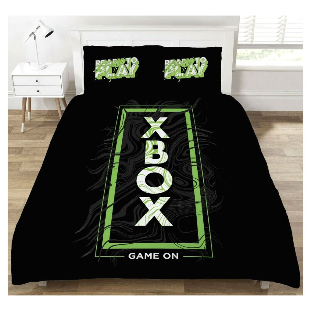 XBOX Double Bedding | Game On Bedding XBOX