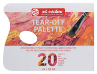Talens Art Creation Abreißpalette