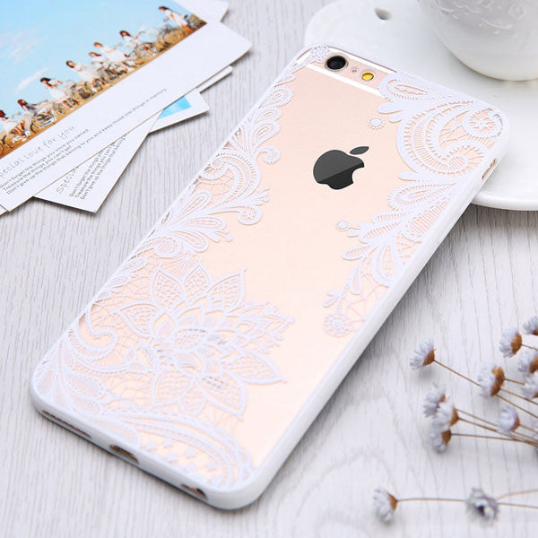 Mandala Case for iPhone 7 6 6S Plus - Gisselle Morales