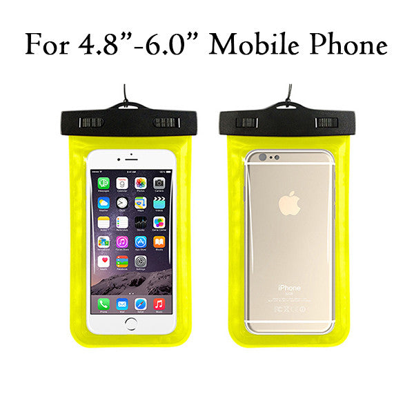 Waterproof Phone Pouch - Gisselle Morales