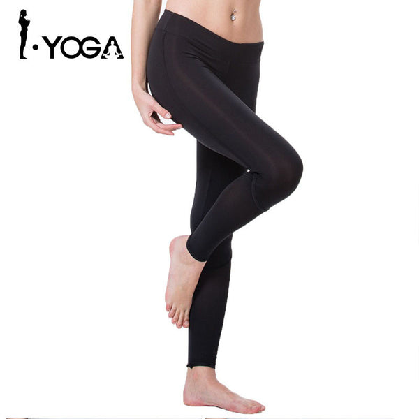 Boho Style Yoga Pants Running Fitness Sports Compression Tights Leggings Pants Gym Sports Jogging Trousers - Gisselle Morales
