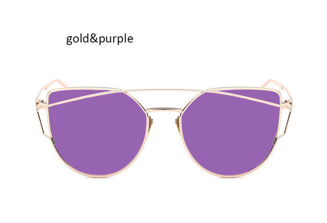 Classic Fashion Boho Style Cat Eye Sunglasses - Gisselle Morales