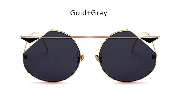 Cat Eye Sunglasses - Gisselle Morales