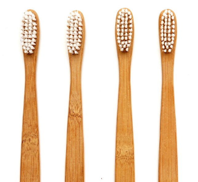 Organic Bamboo Toothbrush - Gisselle Morales