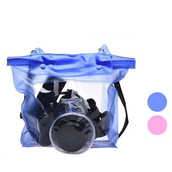 1PC Waterproof Bag For Camping Multi Tools Digital Camera - Gisselle Morales