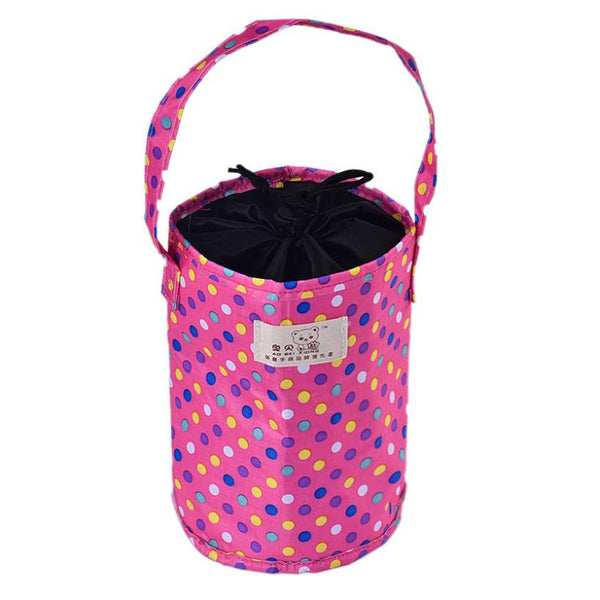Thermal Insulated Tote Lunch Box Cooler Bag Bento Pouch Lunch Container - Gisselle Morales