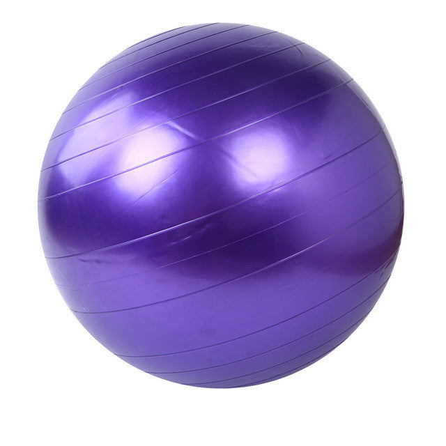 Home Exercise Workout Fitness Gym Yoga 55cm indoor fitness Exercise Fitness GYM Smooth Yoga Ball 20 - Gisselle Morales