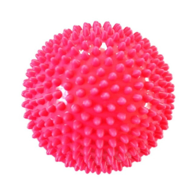 4 color Yoga Half Ball Fitness Equipment Kids Elder Durian Massage Mat Exercise Balance Point Gym Yoga Pilates Ball - Gisselle Morales