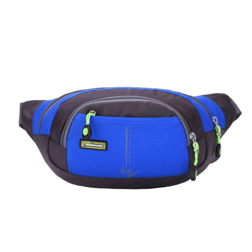Brand Running Bum Bag Travel Handy Hiking Sport Pack Waist Belt Zip Pouch T-01 W21 - Gisselle Morales