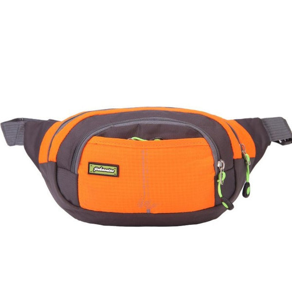 Brand Running Bum Bag Travel Handy Hiking Sport Pack Waist Belt Zip Pouch T-01 W21