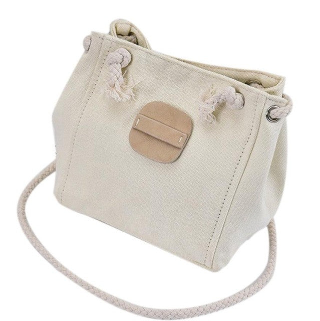 Summer japan Boho Style Canvas Shoulder Bag Beach Bags Big Capacity Boho Style Bag crossbody bags for Boho Style bolsos mujer XTJ