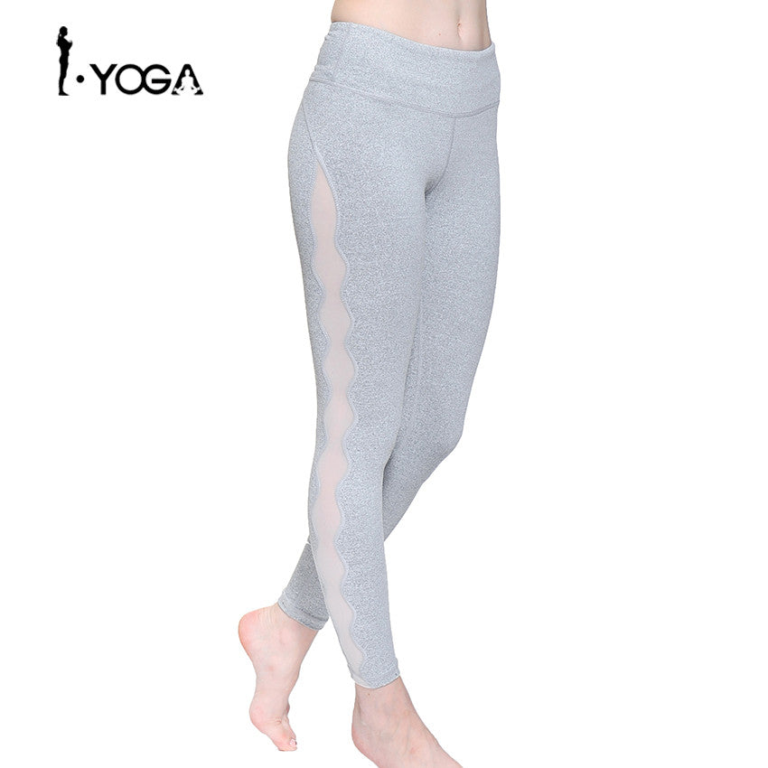 Fitness Boho Style Sport Leggings Yoga Pants Workout Gym Training Tights Running Sportswear Trousers High Waist Activewear for Boho Style