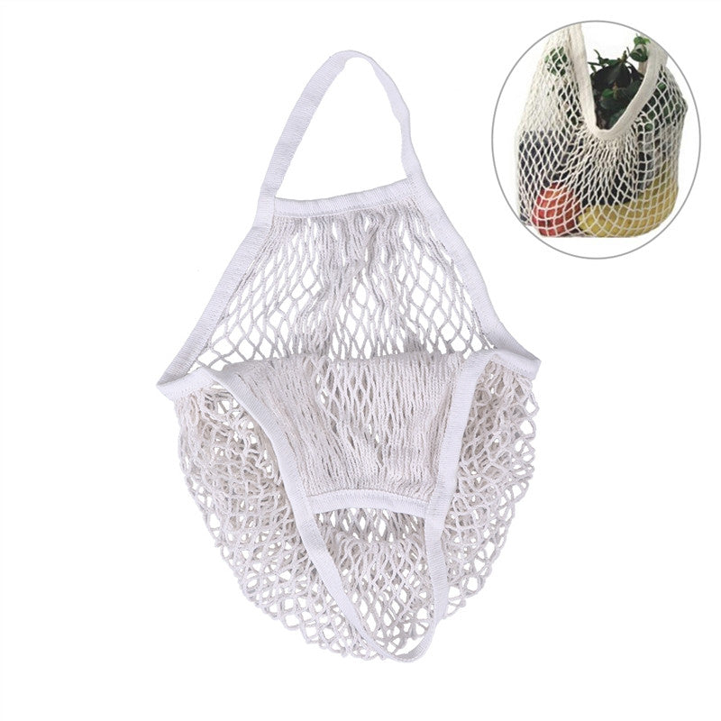 Shopping Bag Reusable Grocery Bags Beach Bags Mesh Bag - Gisselle Morales
