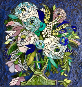 April Bouquet Mosaic