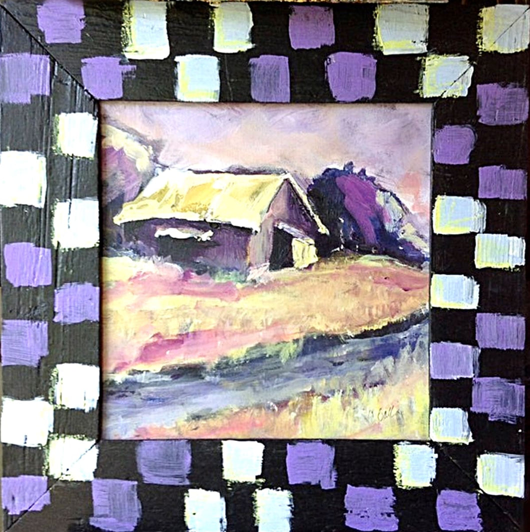 Purple Barn