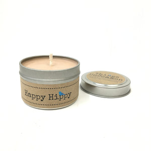 Happy Hippy Candle