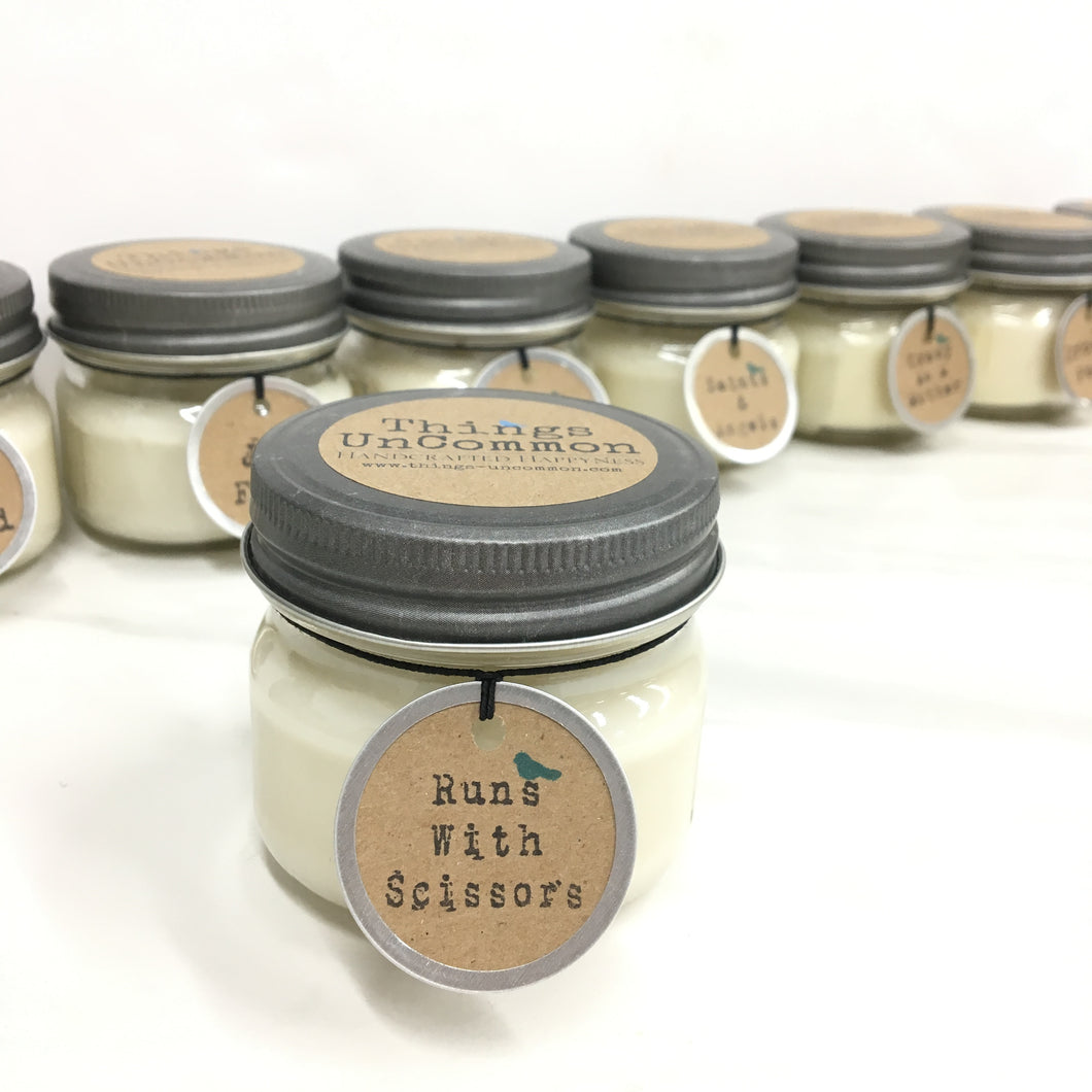 Apothecary Candle - Runs With Scissors