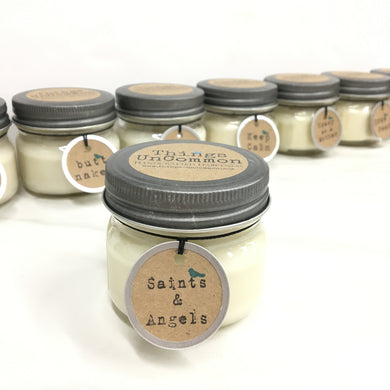 Apothecary Candle - Saints and Angels