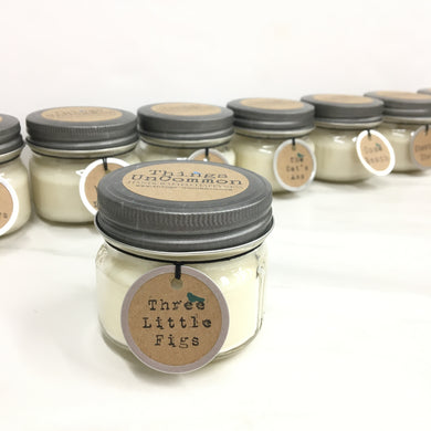 Apothecary Candle - Three Little Figs