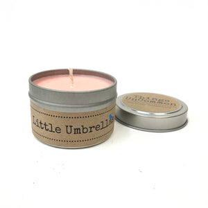 Little Umbrellas Candle