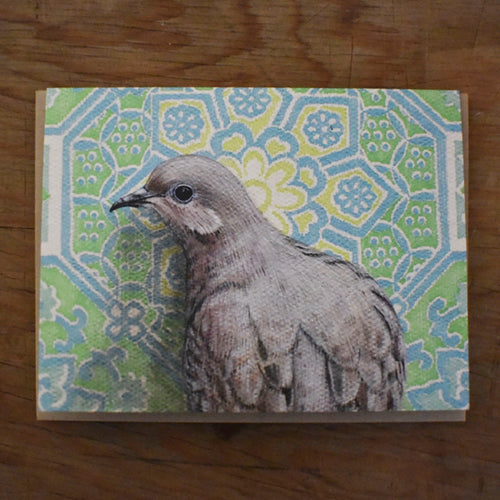 *Notecard - Mourning Dove