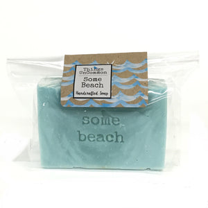 Some Beach handcrafted soap