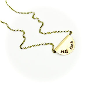 'Self Love' Necklace