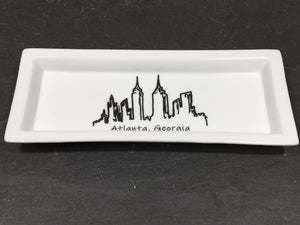 Atlanta Dish, Rectangle