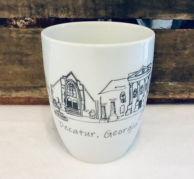 Decatur Small Mug