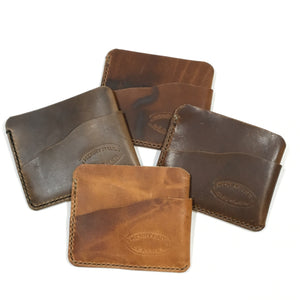 3 Pocket Leather Wallet