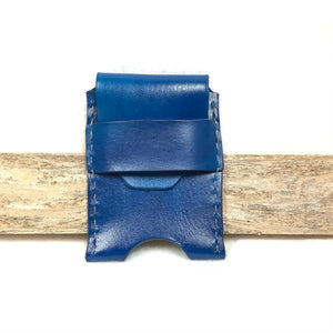 Blue Card Holder/Wallet