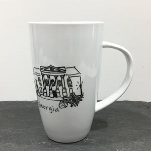 Decatur Mug, Tall