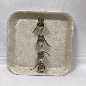 Mice Choir Platter